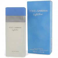 Женская туалетная вода Dolce & Gabbana Light Blue (Дольче Габбана Лайт Блю) 100 ml