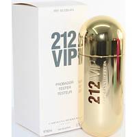 Carolina Herrera 212 Vip gold EDP 80 ml TESTER