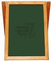 Доска для мела настольная вертикальная 50х30 см ТСО