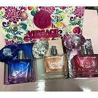Подарочный набор для женщин Versace Bright Crystal (3*30 ml)