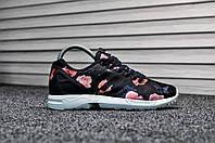 Женские кроссовки Adidas Flux роза топ реплика