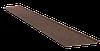 Композитная черепица Планка ветровой доски
