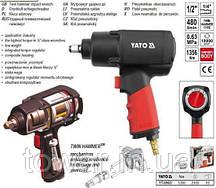 Пневматический гайковерт YATO 1/2 YT 0953 Польша