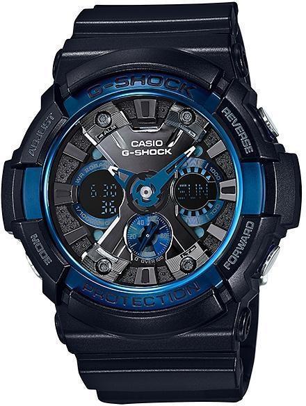 Наручные мужские часы Casio GA-200CB-1AER оригинал