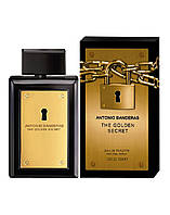 Antonio Banderas The Secret Gold, 100 ml ORIGINALsize мужская туалетная вода тестер духи аромат