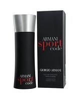 Armani Code Sport, 100 ml ORIGINALsize мужская туалетная вода тестер духи аромат