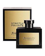 Baldessarini Strictly Private, 90 ml ORIGINALsize мужская туалетная вода тестер духи аромат