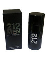 Carolina Herrera 212 Black, 100 ml ORIGINALsize мужская туалетная вода тестер духи аромат