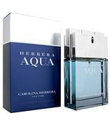 Carolina Herrera Aqua, 100 ml ORIGINALsize мужская туалетная вода тестер духи аромат