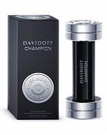 Davidoff Champion, 90 ml ORIGINALsize мужская туалетная вода тестер духи аромат
