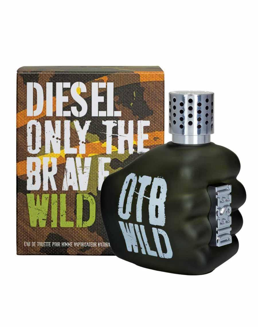 Diesel Only The Brave Wild 125 Ml Originalsize мужская туалетная
