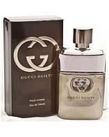 Gucci Guilty, 90 ml ORIGINALsize мужская туалетная вода тестер духи аромат