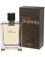 Hermеs Terre D'Hermеs 100 ml ORIGINALsize мужская туалетная вода тестер духи аромат