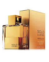 Loewe Solo Absoluto, 100 ml ORIGINALsize мужская туалетная вода тестер духи аромат