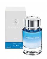 Mercedes Benz Sport, 120 ml ORIGINALsize мужская туалетная вода тестер духи аромат