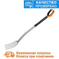 Вилы садовые средние Fiskars Xact™(L) (1003685/133480)