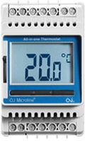 Терморегулятор на DIN-шину ETN4-1999