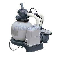 Intex Песочный фильтр-насос для бассейна с хлоргенератором Intex 28676