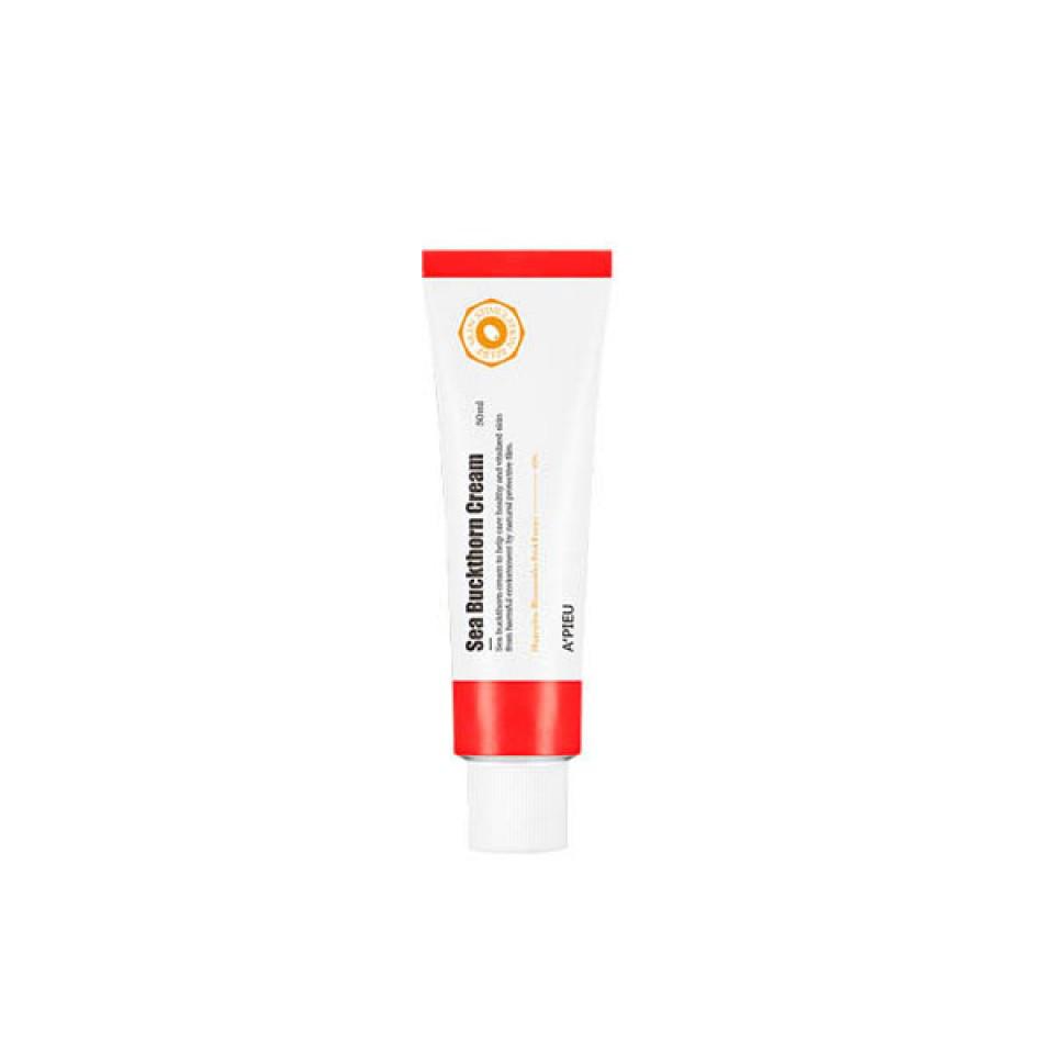 Восстанавливающий крем с экстрактом облепихи A'PIEU Sea Buckthorn Cream