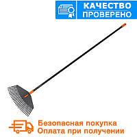 Граблі для прибирання листя від Fiskars Solid (M) (1003464/135026)