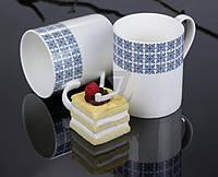 Сервиз для чая Azzurro 6 предметов на 6 персон Fiora