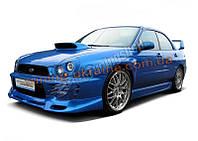 Воздухозаборник для Subaru Impreza mk2 2001-2002