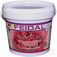 Декоративная краска Velvet Dekor FEIDAL перламутровый 1 л