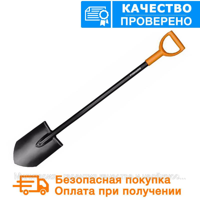 Лопата Fiskars Solid, штыковая (131413)