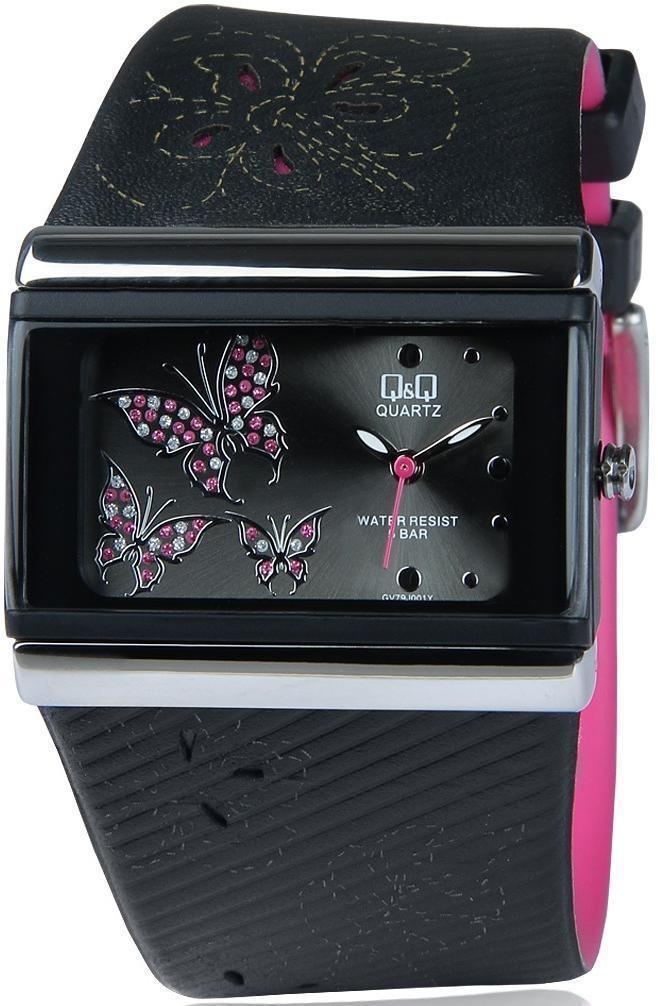 Наручные женские часы Q&Q GV79J001Y оригинал