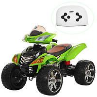Детский квадроцикл на аккумуляторе M 3101(MP3)EBLR-5 купить оптом и в розницу со склада Украина