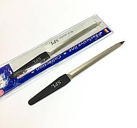 Пилочка для ногтей SPL 90175, изогнутая с алмазным напылением 15 см, фото 1