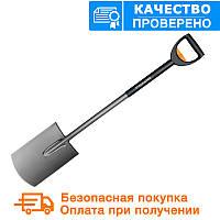 Телескопическая лопата Fiskars, (131310)