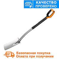 Садовая лопата Fiskars Xact (M) прямая (131480/1003682)