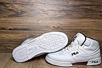Кроссовки мужские Fila Original Fitnes Premium OD-1374. Белые