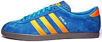 Кроссовки мужские Adidas Original Dublin KD-11010 Материал замша,подошва полиуретан. Синие