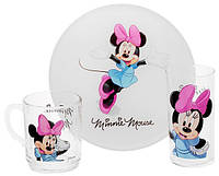 Сервиз Luminarc  DISNEY MINNIE COLORS / 3 пр.