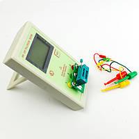 Тестер полупроводников MK-328 TR/LCR/ESR ЭПР метр индуктивность резистора LCR NPN PNP