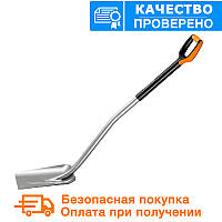 Лопата совковая Fiskars Xact (L) (132480/1003688), фото 1