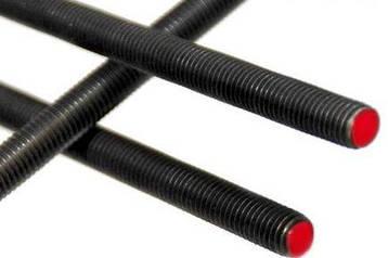 Шпилька резьбовая DIN 975 M24x1000 12.9, фото 2