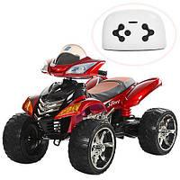 Детский квадроцикл на аккумуляторе M 3101(MP3)EBLRS-3 автопокраска купить опт и в розницу со склада
