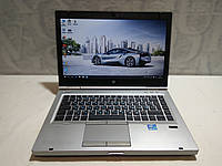"Ноутбук  HP EliteBook 8460p 14""/ Core i5/DDR3 4GB/HDD 320GB/бат 5ч./Метал.корп"