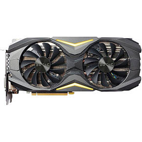 Видеокарта ZOTAC GeForce GTX 1080 AMP Edition 8GB (ZT-P10800C-10P), фото 2