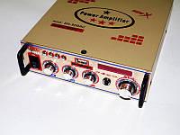 Усилитель звука  Xplod SN-909AC - FM/ SD