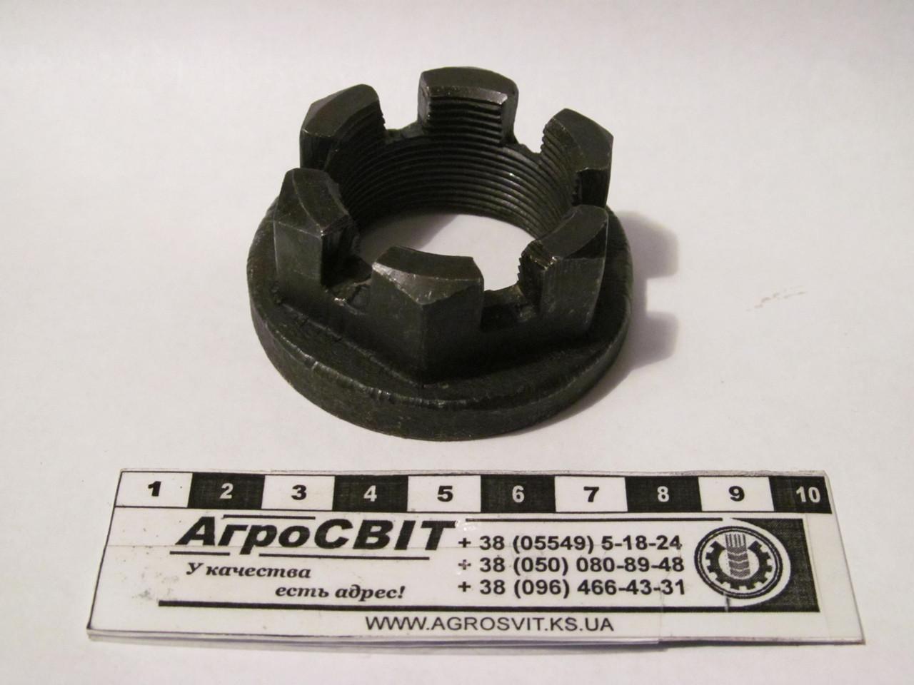 Гайка корончатая М36х1,5; кат. № 50-1701253 (Украина)