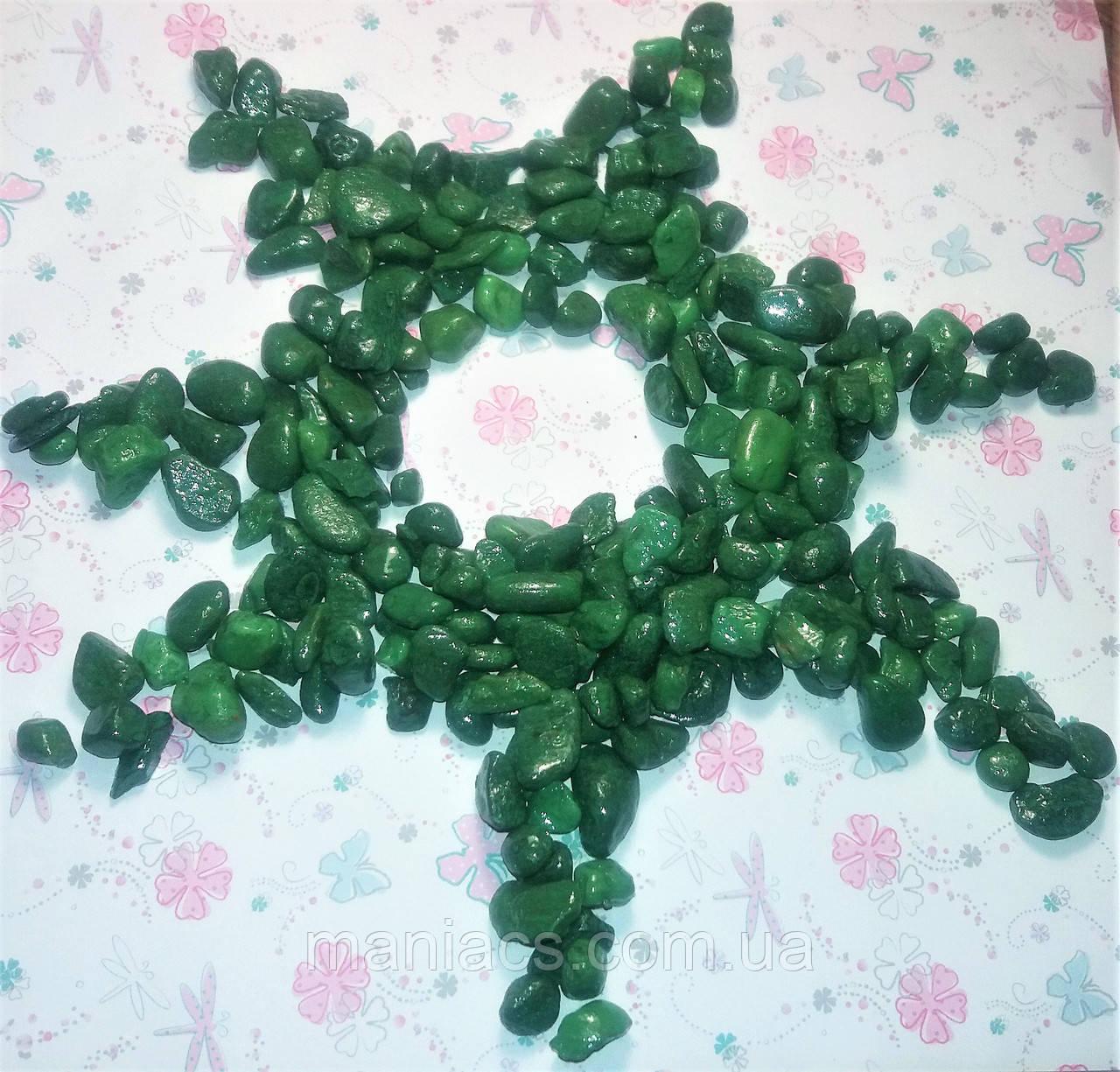 Гравий, Зелёный