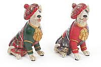 Декоративная фигура Собака 15см, 2 вида BonaDi 419-113