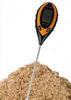 Цифровой анализатор ксв-300 для измерения 4 параметров окружающей среды растения