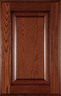 Фасады для кухни деревянные из ольхи, ясеня, дуба