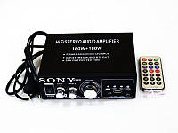 Усилитель Sony AK-699D - 2 канала по 300Вт