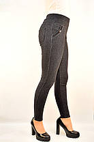 Брюки женские эластан -Завиток, фото 3